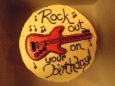 Rock Out Cake