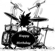 drummer bday