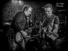 Ash & Gary BW