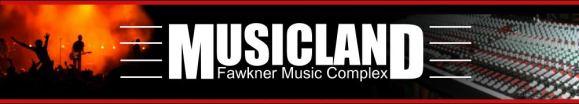 Musicland Logo